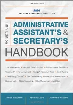 Secretary's Handbook